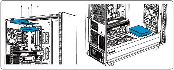 Fractal Design Define 7 XL_multi bracat-strage