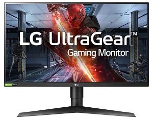LG 27GL83A-B (27インチ/WQHD/IPS/G-Sync CP/144Hz)