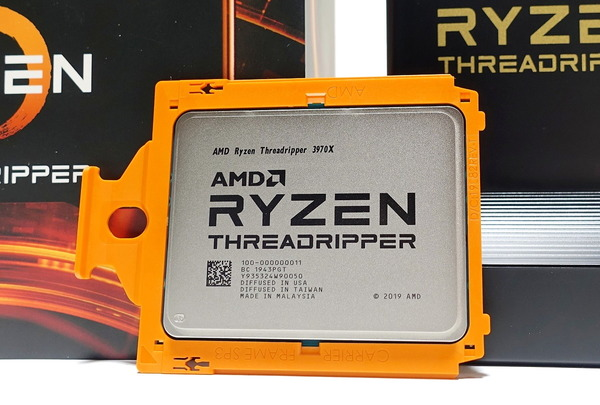 AMD第3世代Ryzen Threadripperのレビュー記事一覧へ