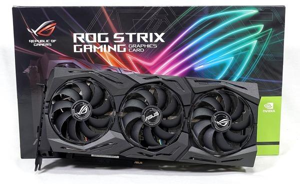 ASUS ROG-STRIX-RTX2080-O8G-GAMING