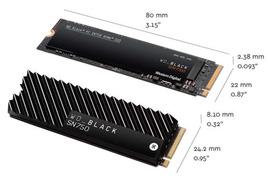 WD Black SN750 NVMe SSD (3)