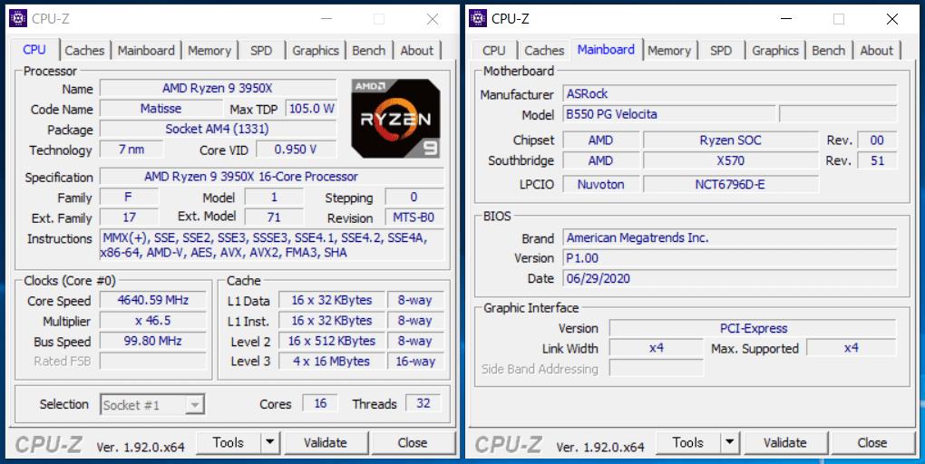 ASRock B550 PG Velocita_OC Test_1