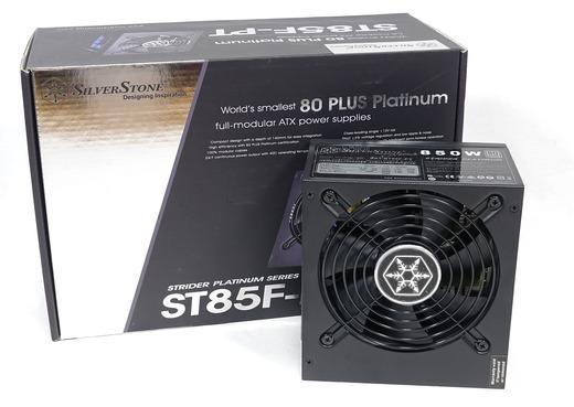 SilverStone Strider Platinum ST85F-PT