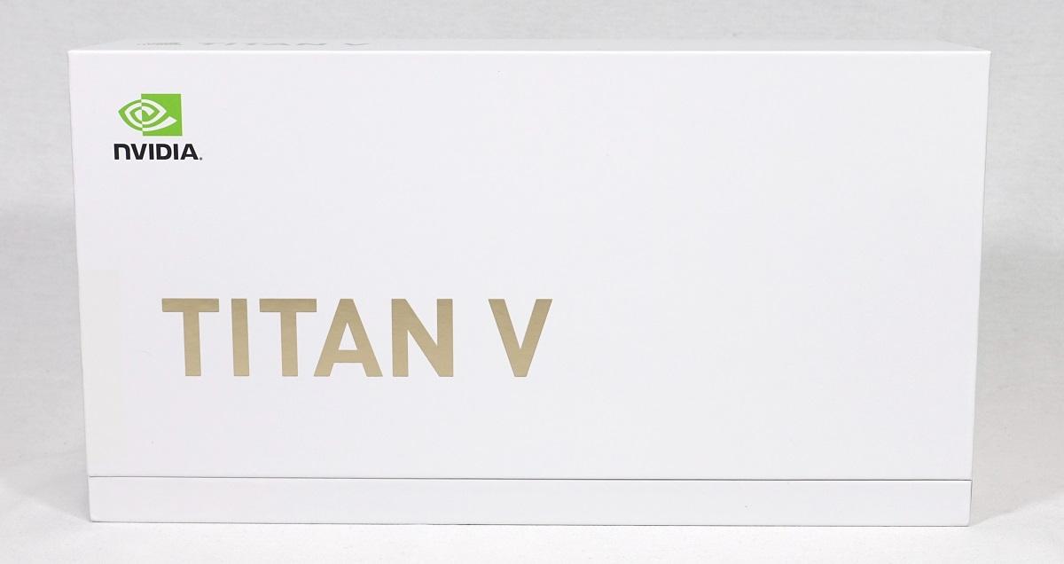 空前絶後の最強GPU「NVIDIA TITAN V」をレビュー。18年登場予定の次世代