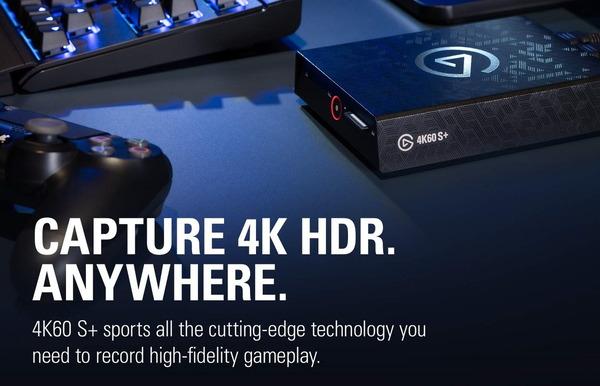 Elgato Game Capture 4K60 S+_4K-HDR