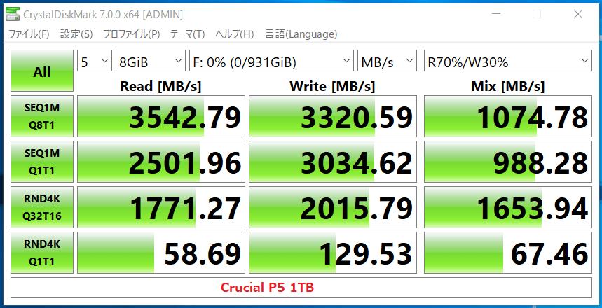 Crucial P5 1TB_CDM7