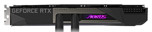 GIGABYTE AORUS GeForce RTX 3090 XTREME WATERFORCE 24G (6)