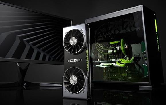 NVIDIA GeForce RTX 2080 Ti BTO PC