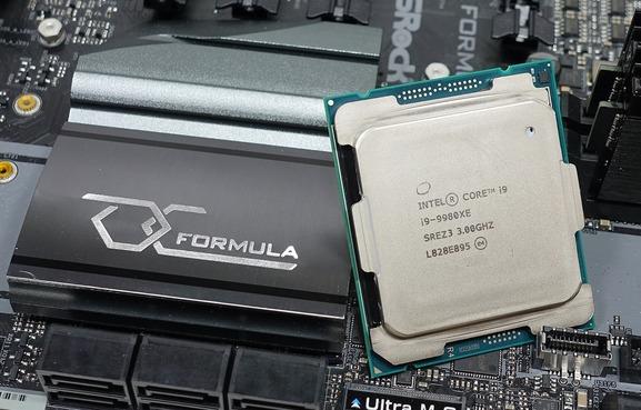 Intel Core i9 9980XE OC