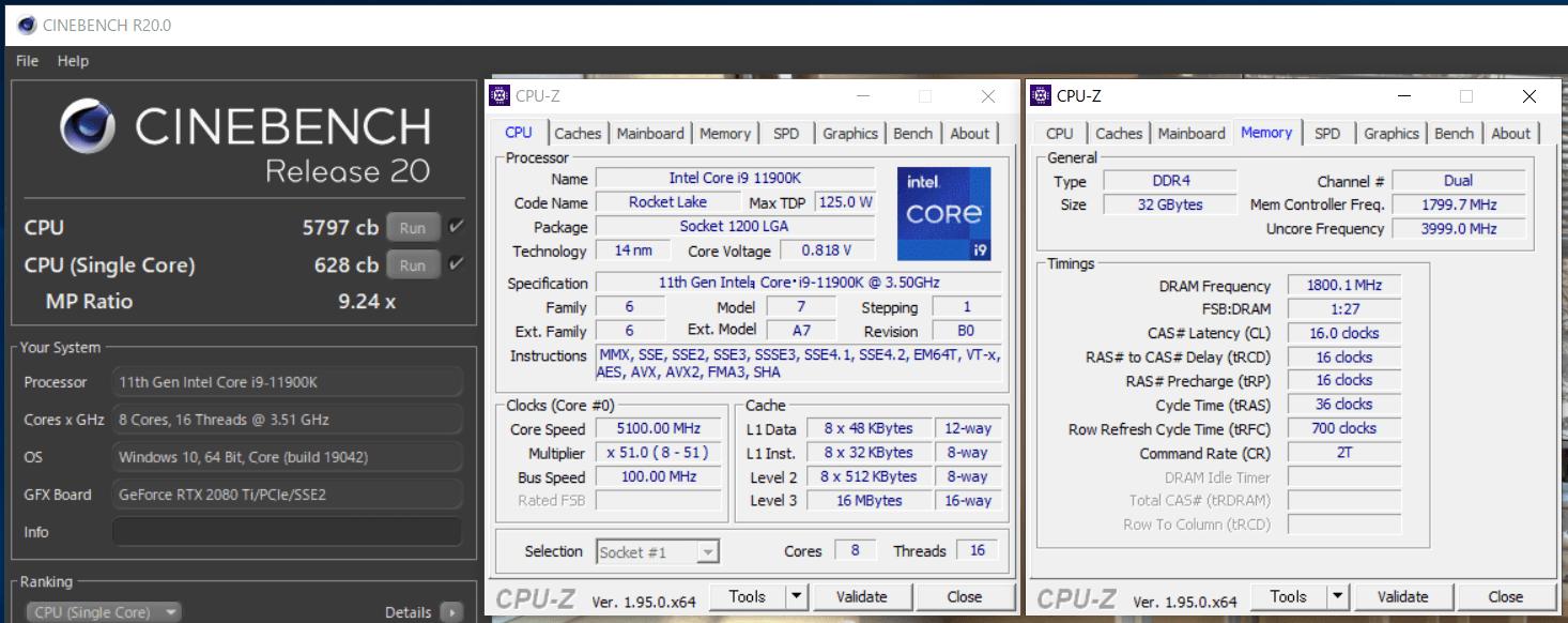 Intel Core i9 11900K_PL-125W_CinebenchR20