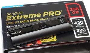 SanDisk Extreme PRO USB 256GB