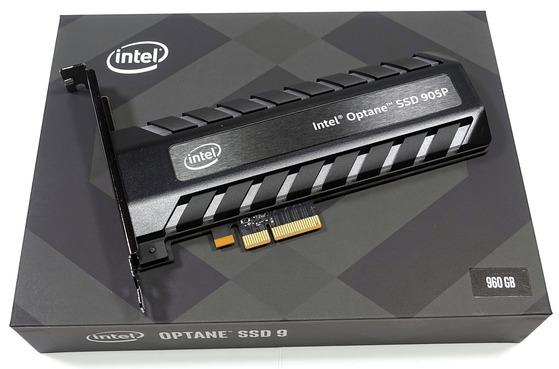 Intel Optane SSD 905P 960GB