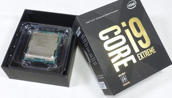 18コア36スレッド「Core i9 7980XE」を殻割りで4.5GHzにOCレビュー