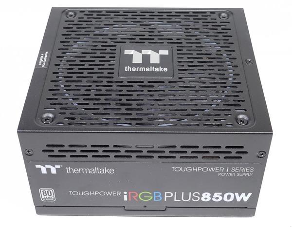 Thermaltake Toughpower iRGB PLUS 850W Platinum review_04274