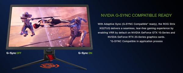 ASUS ROG Strix XG27UQ_G-Sync Compatible