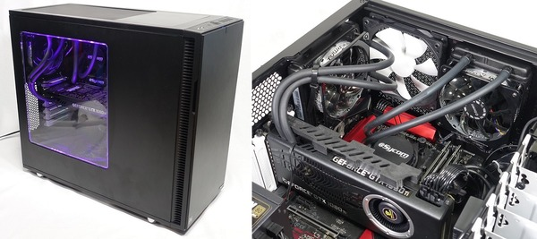G-Master Hydro X370A レビュー