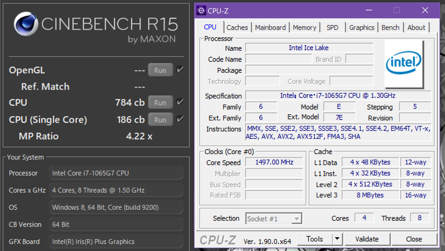 Surface Pro 7_cinebench_ss