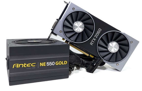 NeoECO GOLD with RTX 2060