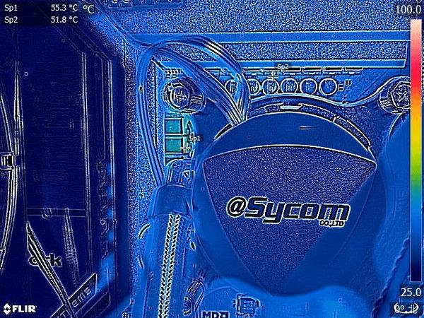 Sycom G-Master Hydro Z590_FLIR_CPU_11900K-125W