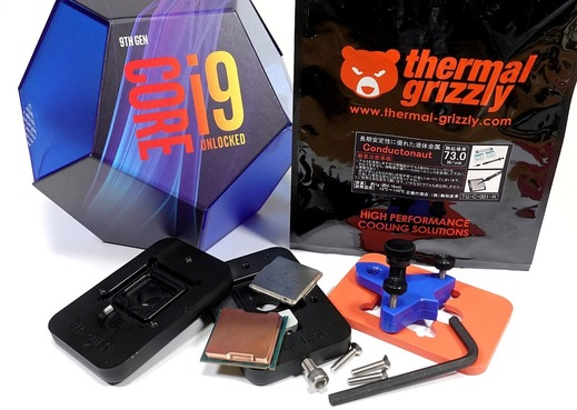 Core i9 9900K delid