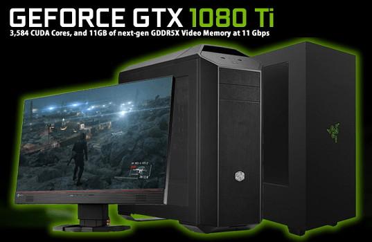 GTX 1080 TI BTO PC