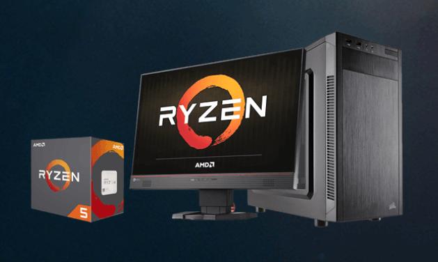 Ryzen 5 BTO PC
