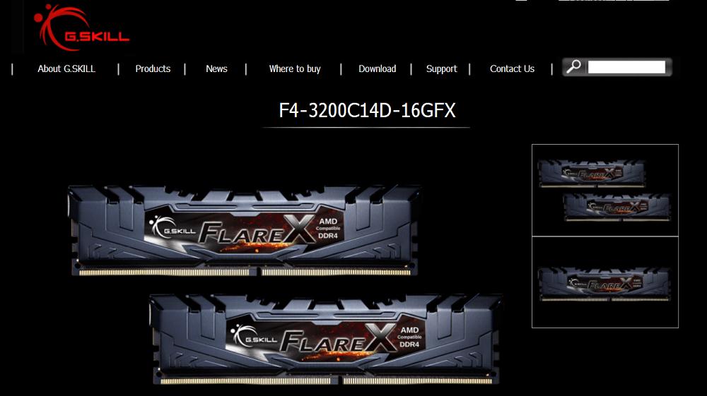 Skill FLARE X F4-3200C14D-16GFX_p1