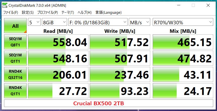 Crucial BX500 2TB_CDM7