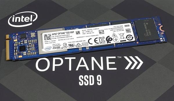 Intel Optane SSD 905P M.2 380GB