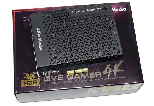 AVerMedia Live Gamer 4K