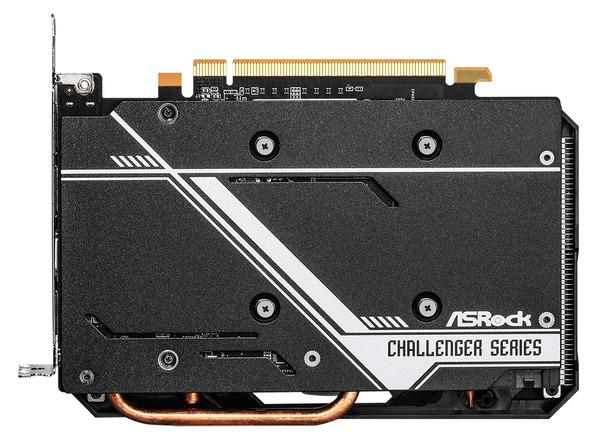 ASRock Radeon RX 6600 XT Challenger ITX 8GB (5)