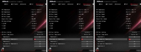 Noctua NH-L12 Ghost S1 Edition_Fan-Speed
