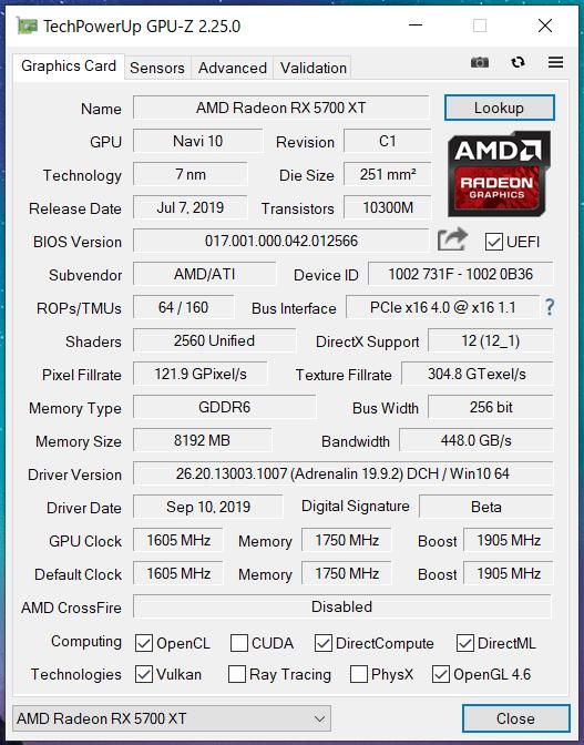 Radeon RX 5700 XT Reference_GPU-Z (1)