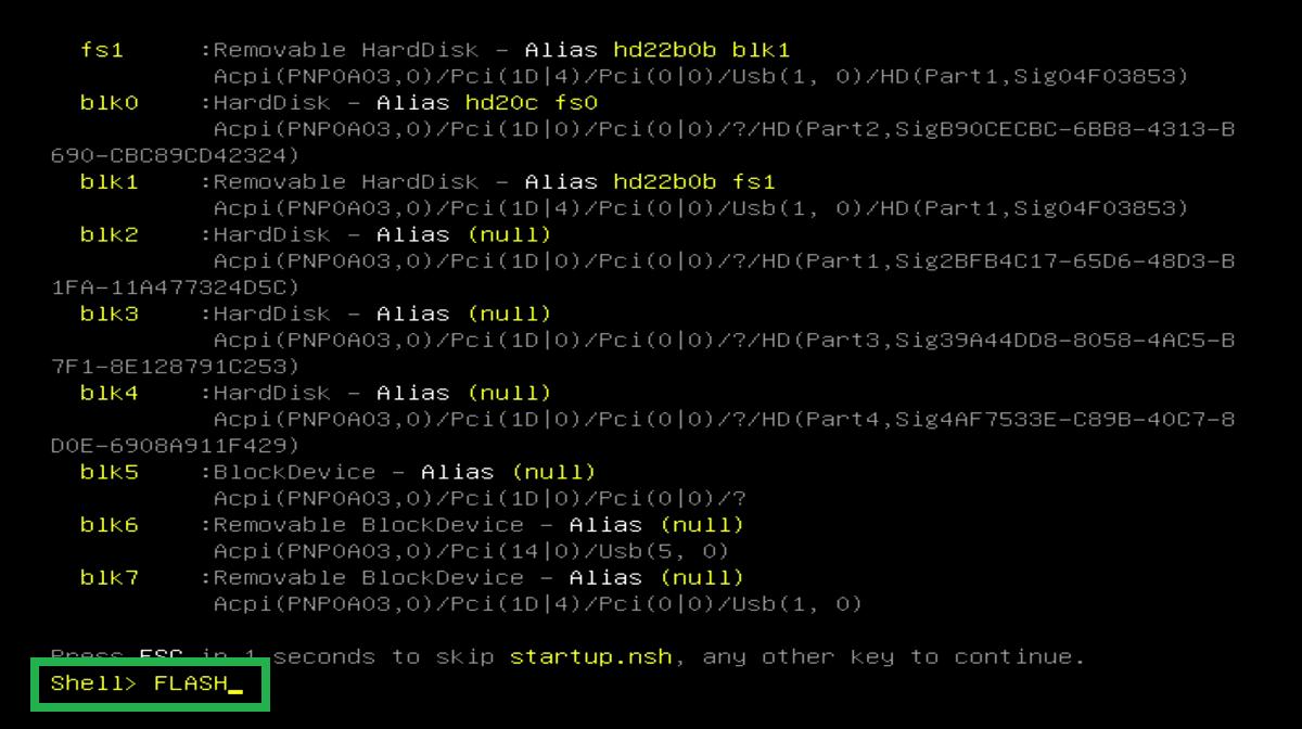 ZOTAC ZBOX Eシリーズ EN52060V BIOS_update_7