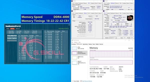 G.Skill Trident Z Neo_Ryzen 5000_32GBx2_4000MHz_CL18_MSI