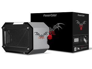 PowerColor DEVIL BOX 外付けグラフィックボード