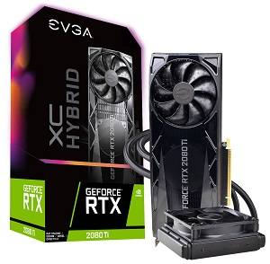 EVGA GeForce RTX 2080 Ti XC HYBRID GAMING