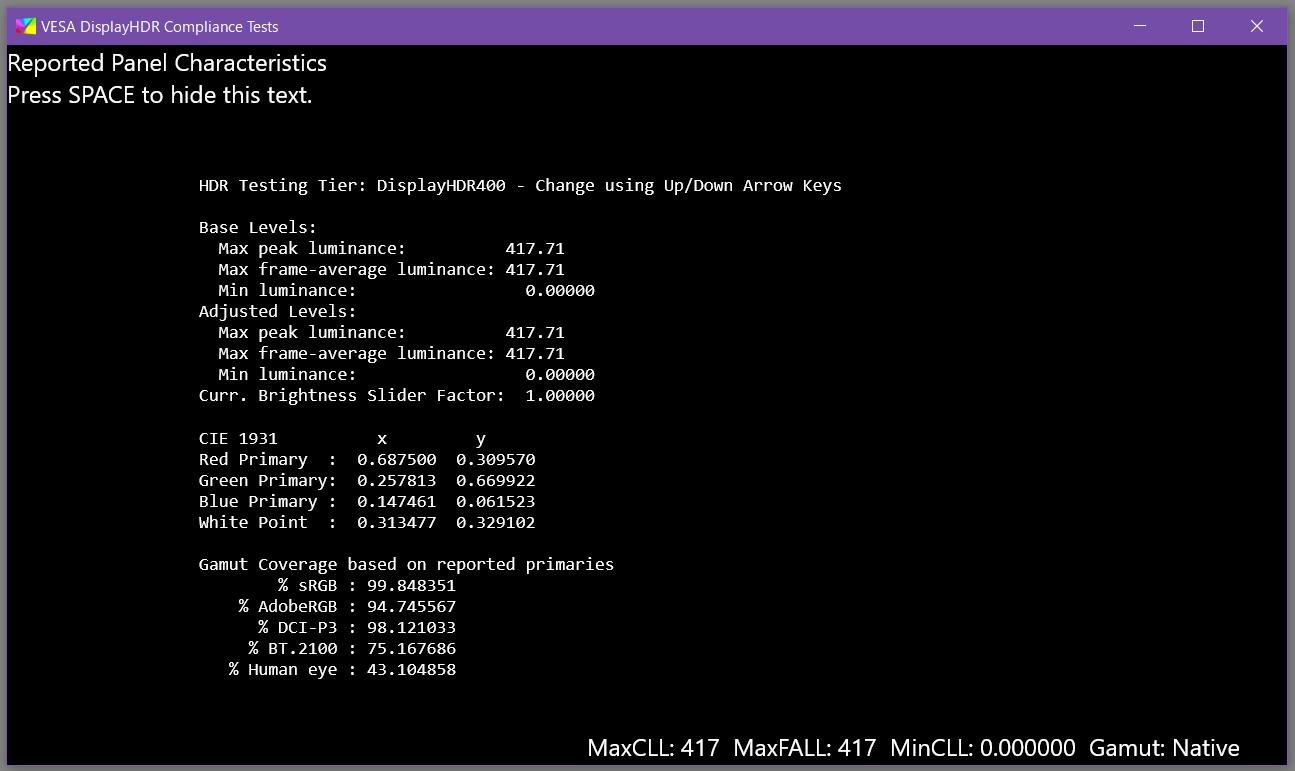 BenQ MOBIUZ EX3415R_VESA DisplayHDR Compliance Tests (2)