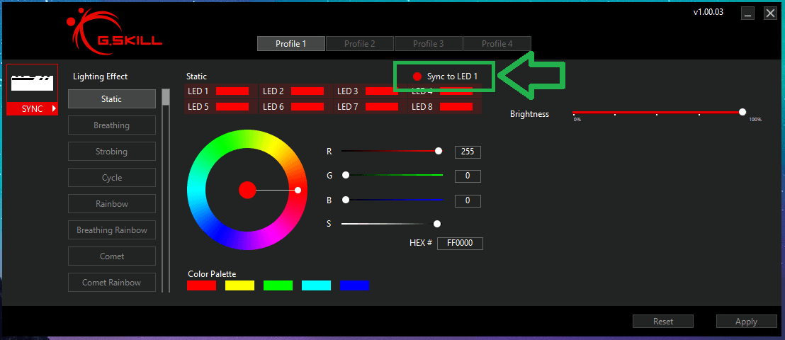 Trident Z Royal Lighting Control_4