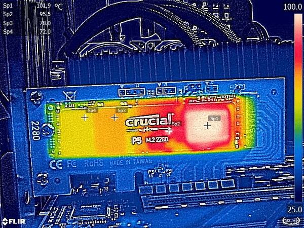 Crucial P5 SSD 1TB_FLIR