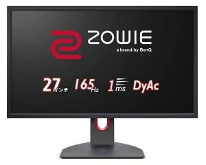 ZOWIE XL2731K (フルHD/165Hz/TN/DyAc)