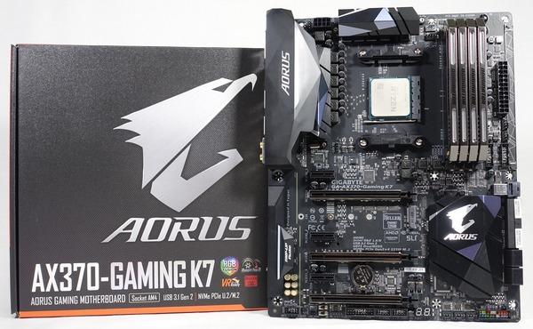 GIGABYTE Aorus GA-AX370-Gaming 7K