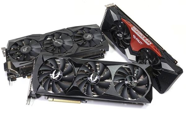 GeForce RTX 2070 レビュー記事一覧へ