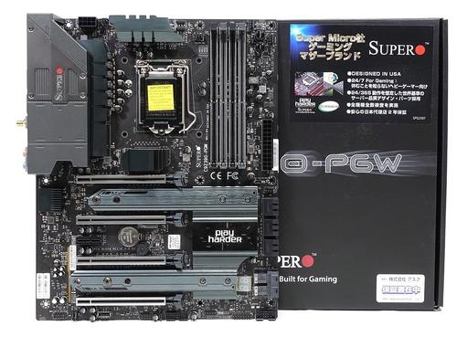 SuperO C9Z390-PGW
