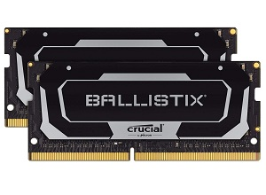 Crucial Ballistix SODIMM 32GB×2 3200MHz/CL16