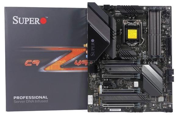 SuperO C9Z490-PGW