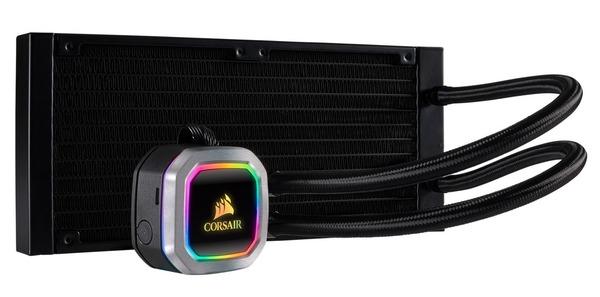 Corsair H100i RGB Platinum (2)