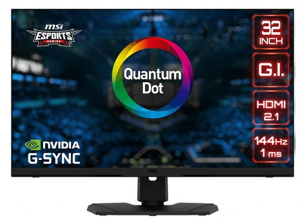 MSI Optix MPG321UR-QD (1)
