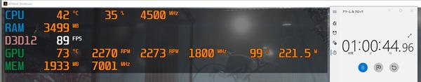 ELSA GeForce RTX 3070 S.A.C_stress