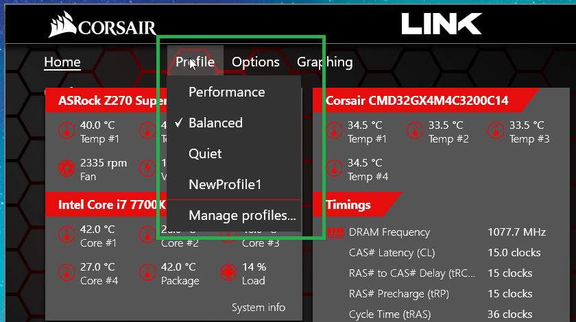 Corsair Link_gen_11